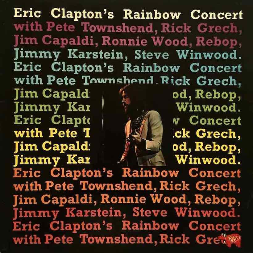 Eric Clapton Rainbow Concert