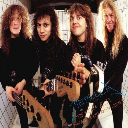 Metallica Reissue Garage Days Revisited