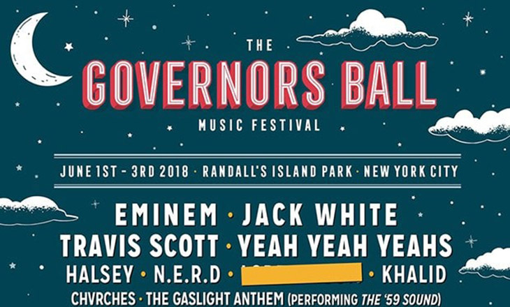 Yeah Yeah Yeahs Among Big Names Set To Play 2018 Governors