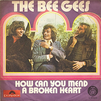 How Can You Mend A Broken Heart Bee Gees