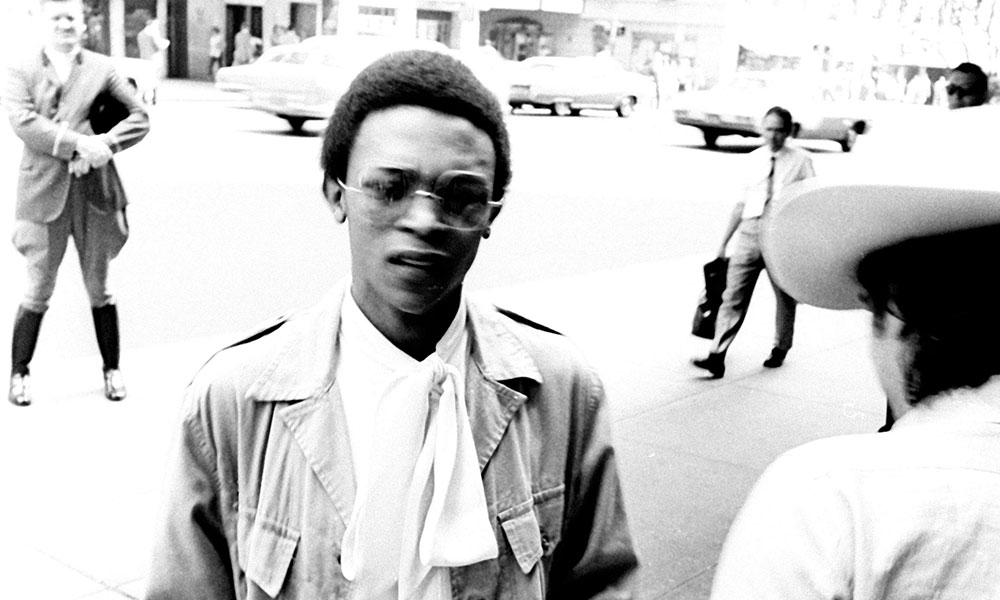 Hugh Masekala photo by Don Paulsen/Michael Ochs Archives and Getty Images