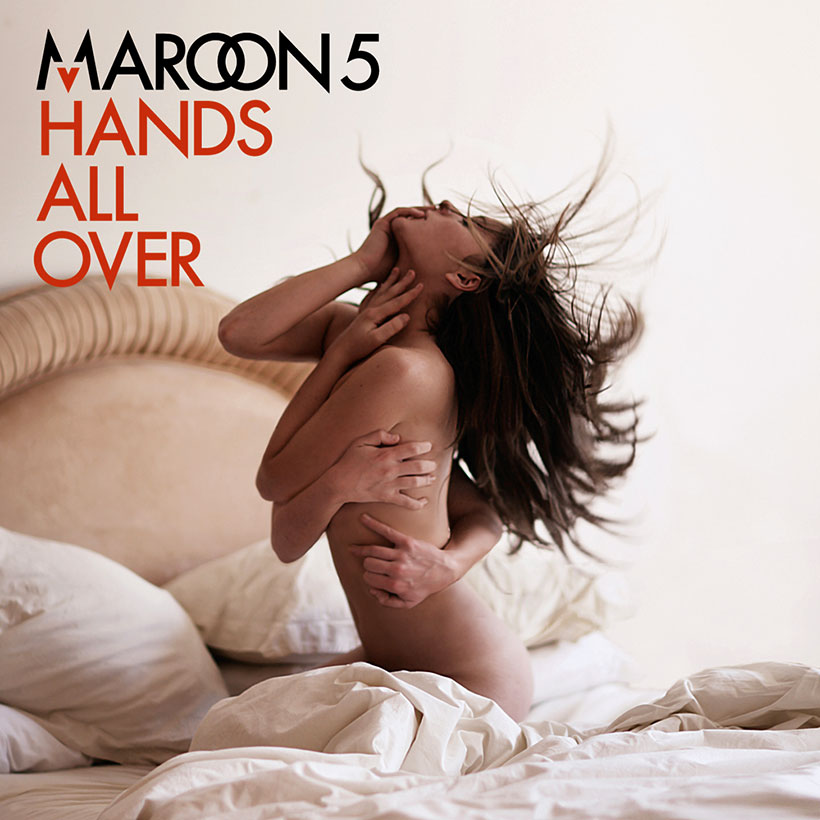 Maroon 5 Hands All Over album cover web 1000 optimised