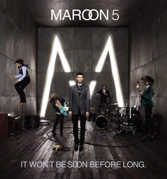 Maroon 5 It Won't Be Soon Before Long album cover web optimised 820