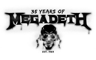 Megadeth To Celebrate 35th Anniversary With Special Releases, Exclusive Merchandise & More