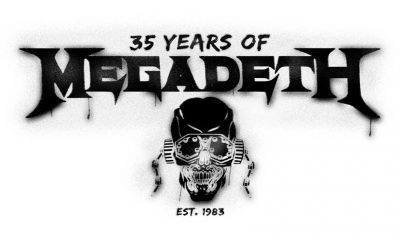 Megadeth 35th Anniversary Releases
