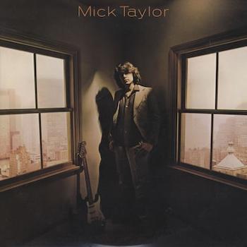 Mick Taylor album