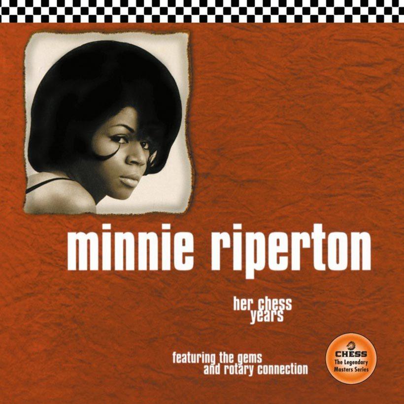Minnie Riperton Her Chess Years Album Cover web 820 optimised