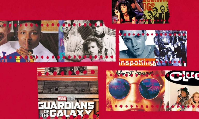 Motion Picture Mixtape: Music Discovery Though Film Soundtracks