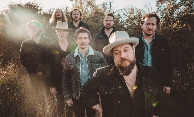 Nathaniel Rateliff & The Night Sweats Announce New Album 'Tearing At The Seams'