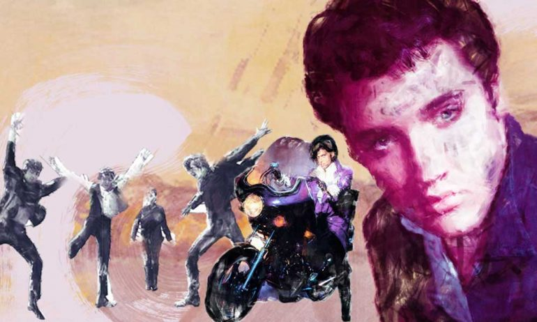 The Raucous World Of Rock'n'Roll Movies