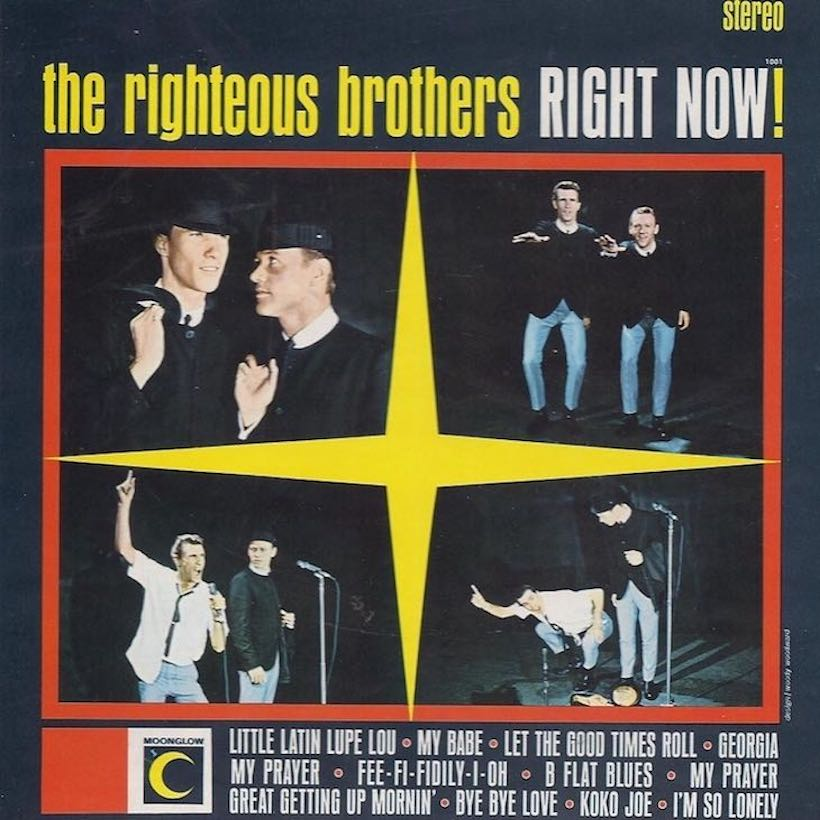 Righteous Bros Right Now
