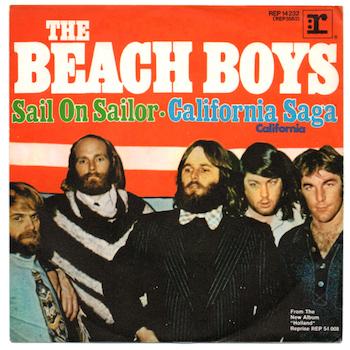 Sail On Sailor Beach Boys