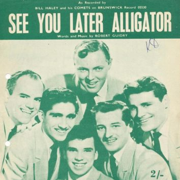 See You Later Alligator Bill Haley