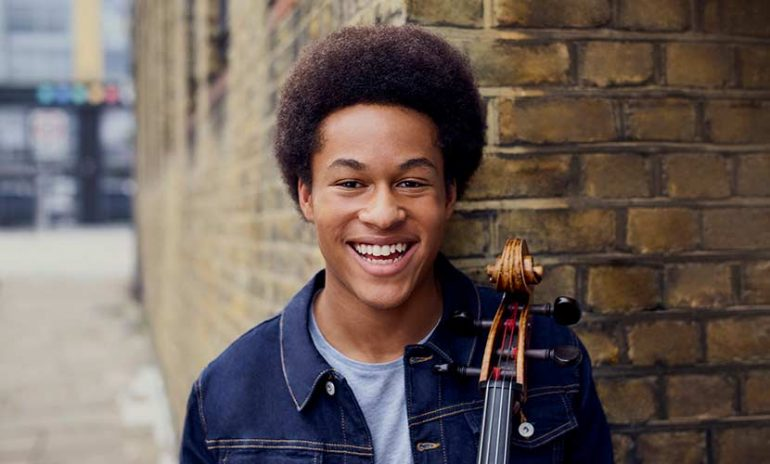 Bob Marley Classic 'No Woman No Cry' Given Classical Makeover By Teenage Cellist Sheku Kanneh-Mason