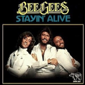 Stayin Alive Bee Gees