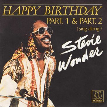 Stevie Wonder Says 'Happy Birthday' & Helps Create Martin Luther King Day