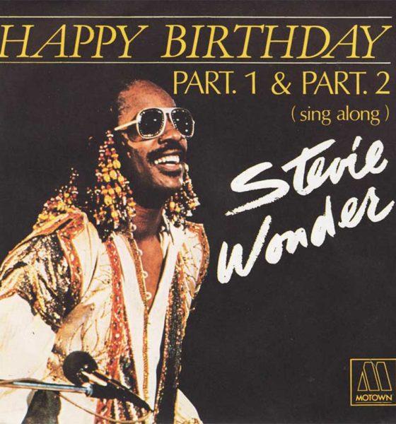 Stevie Wonder Happy Birthday Martin Luther King