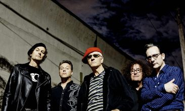 The Damned Announce The Release Of New Album 'Evil Spirits'