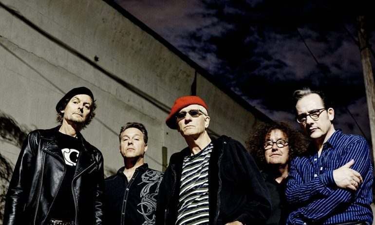 Watch The Video For The Damned's New Single 'Standing On The Edge Of Tomorrow'