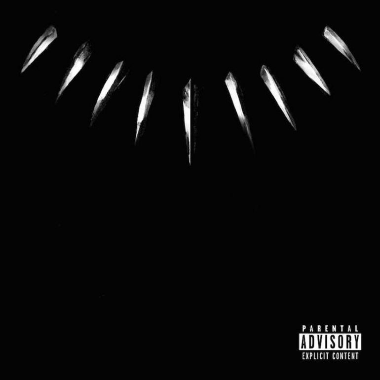 Kendrick Lamar-Curated 'Black Panther' Soundtrack Album Released