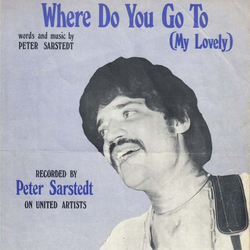 Where Do You Go To My Lovely Peter Sarstedt
