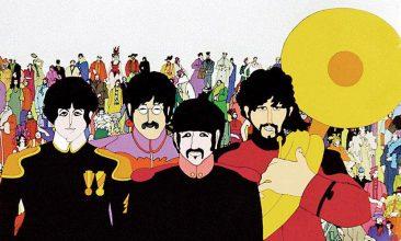 New Digitally Remastered Version Of The Beatles' 'Yellow Submarine' To Hit UK Cinemas