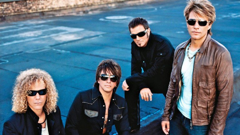 Bon Jovi Announce Extensive Spring 2018 Tour Of North America