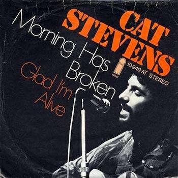 cat stevens morning has broken