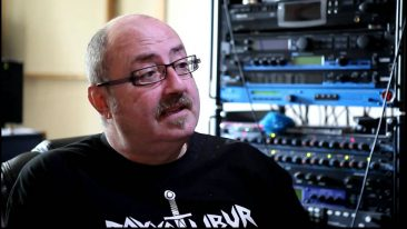 Thin Lizzy, Black Sabbath Producer Chris Tsangarides Dies Aged 61