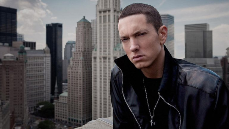 Eminem announces two massive live United Kingdom shows