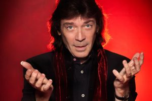 Steve Hackett To Perform Orchestral Genesis Revisited UK Tour