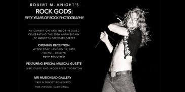 New LA Photo Exhibition To Include Iconic Images Of Led Zeppelin, Jimi Hendrix, Eric Clapton