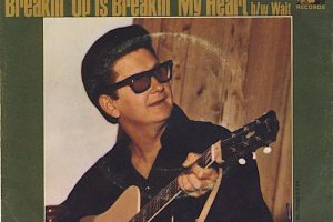 Roy Orbison Rocks Into '66 With 'Breakin' Up Is Breakin' My Heart'