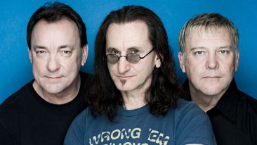 "Rush ""Basically Done"" With Recording & Touring Says Guitarist Alex Lifeson"