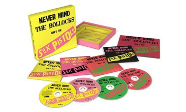 Sex Pistols 'Never Mind The Bollocks, Here's The Sex Pistols' Box Set Giveaway