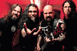 "Slayer Announce Dates For First Leg Of ""One Final World Tour"""