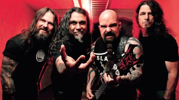 """Slayer Announce Dates For First Leg Of """"One Final World Tour"""""""