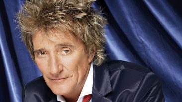 Rod Stewart Announces Extensive US Tour With Special Guest Cyndi Lauper