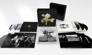 Win U2's 'The Joshua Tree' 30th Anniversary Super Deluxe Box Set