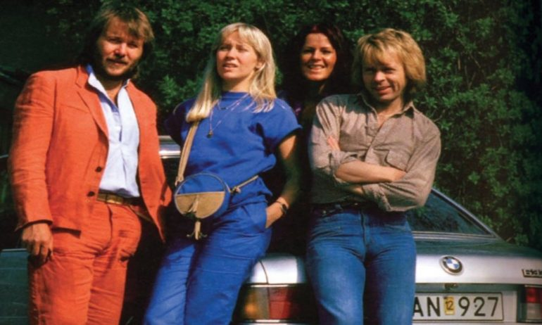 Winner Takes It All As ABBA's BMW Sells At Auction