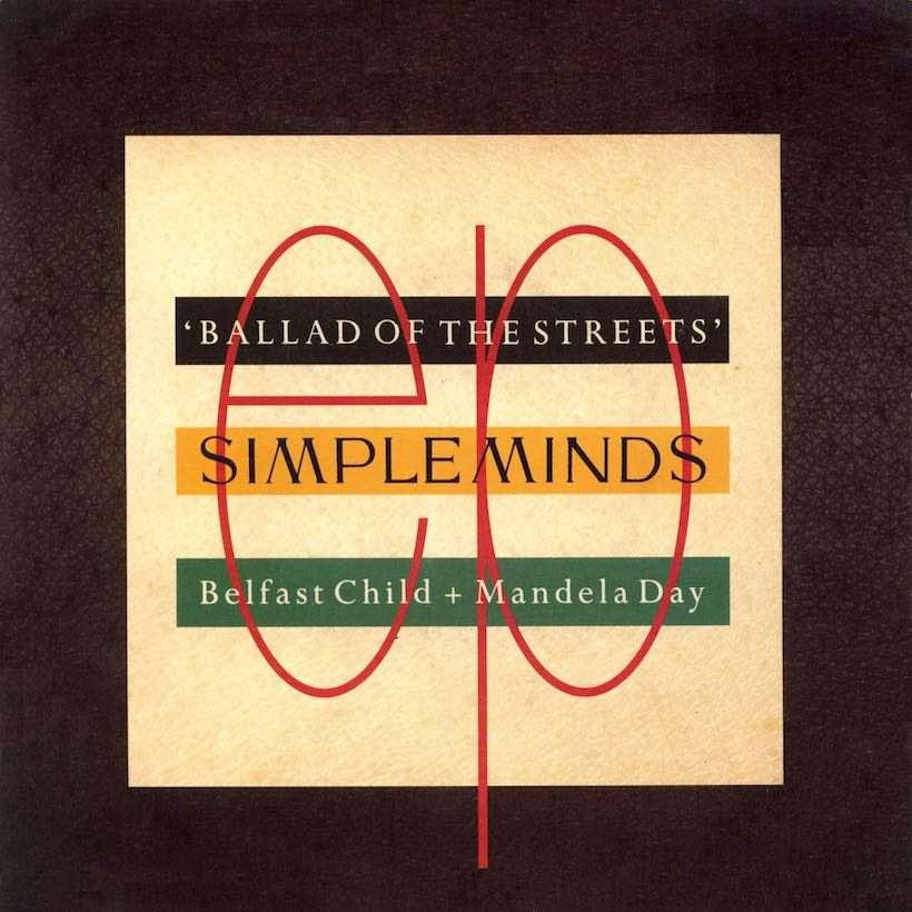 Ballad Of The Streets Simple Minds