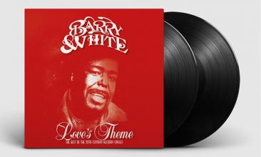 45th Anniversary Reissue Series To Honour Soulful Legacy Of Barry White