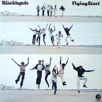 Blackbyrds Flying Start