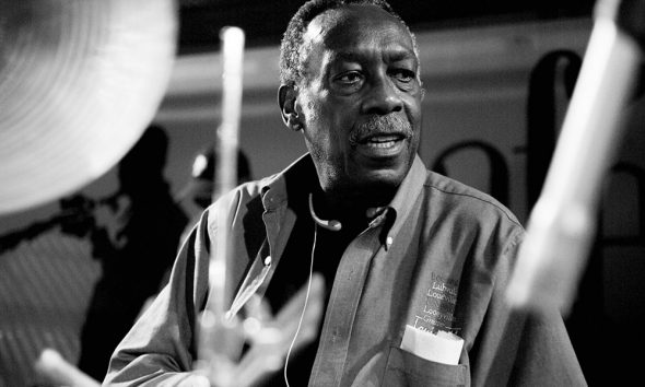 Clyde Stubblefield photo by Richard Ecclestone/Redferns