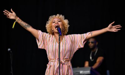Emeli Sande photo by Jeff J Mitchell and Getty Images