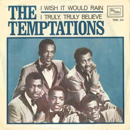 I Wish It Would Rain Temptations