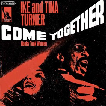 Ike and Tina Turner Come Together