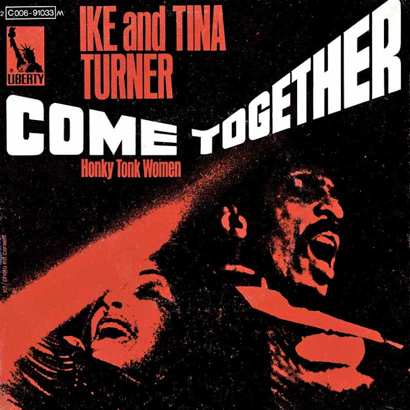 'Come Together': Ike & Tina Turner Take A Trip To 'Abbey Road'
