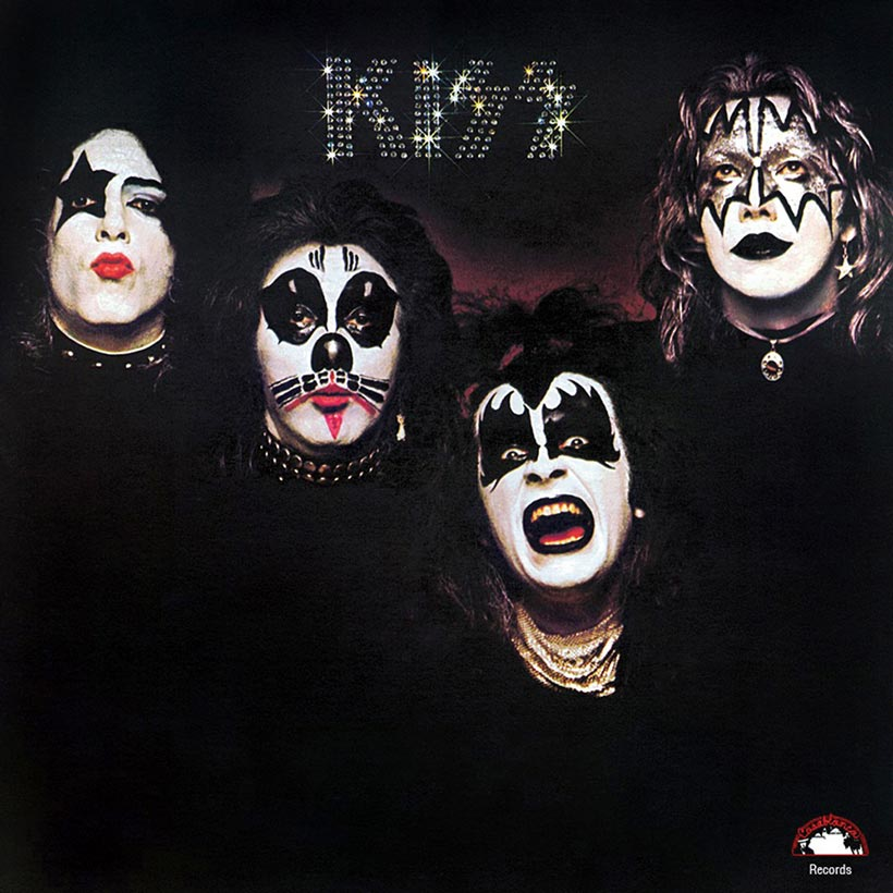 KISS Debut album cover web optimised 820
