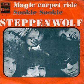 Magic Carpet Ride Steppenwolf